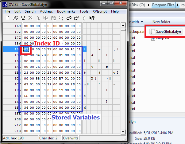 Rpg Maker Variables